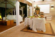 Salones y Eventos / El Hotel Villa Morra Suites dispone de Salones de distintas dimensiones que se adaptan al evento social o empresarial que requiera llevar a cabo con equipamiento multimedia y el respaldo de la excelente y accesible ubicación del hotel.