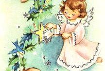 Angels, Vintagecards