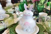 Table Settings: Easter & Spring