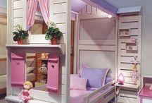 meisjes slaapkamer