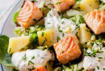 Salades bien être