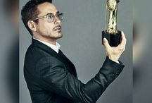 Robert Downey jr and his glasses