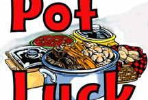 Potluck Dishes / Things you can take to a potluck