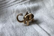 Jewellery - Animals / Jewellery featuring animals and birds, usually vintage and silver