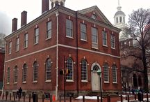 HISTORIC PHILADELPHIA / The Declaration of Independence and the Constitution were signed in Philadelphia.