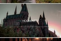 Hogwarts / Magic!