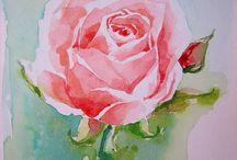Watercolor Roses / by Lori Sanchez