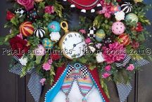 Wreaths! / Ideas to support my love of wreaths. How many times should I change my front door?