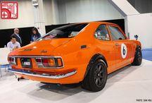 japan nostalgic car