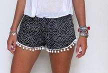 Shorts for the Summer / by Roisin Smith