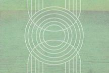 Trend - Geometrical Shapes / Tendance géométrique