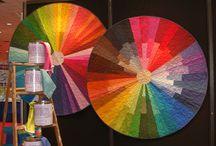 Sensational Color | Color Wheels / by Kate | Sensational Color