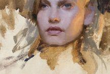 Jeremy Lipking / Arte