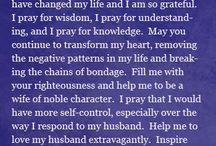 Prayer Time / by Anita Stewardson