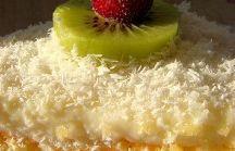 kremalı tatlılar