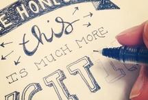 Desenho/Lettering