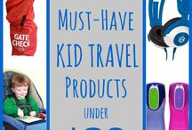 Travel Gear & Tech / Travel gear, gadgets, toys and tech for families