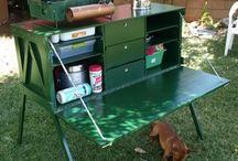Chuck Box / Camp Kitchen