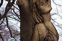 Tree Sculpture / by Pogan Cridhe