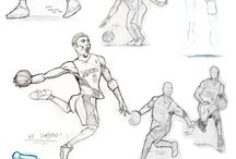 Sport sketches
