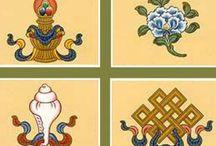 Тибет искусство