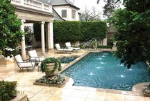 New Orleans Courtyard Pools