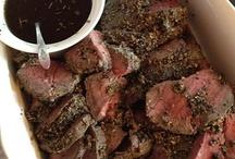 Beef......