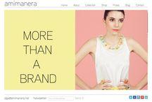 New Website ! / www.amimanera.net
