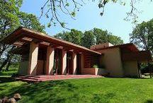 Frank Lloyd Wright Usonia