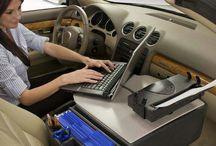 Oficina en auto