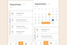Calendar Interfaces