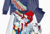 Marvel nightwear