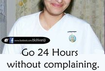 stop complaining