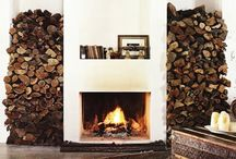 Fireplaces / by Maggie Odle, Realtor