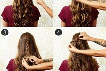 Frisuren und Beauty Hacks / …aller Art