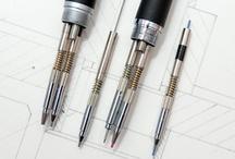 Rotring trio pencil