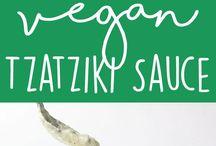vegan sauce