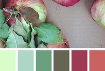 väriharmonioita