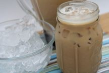 Beverages / drink recipes, iced coffee, smoothie, drinks