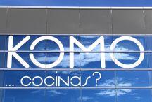 Komo Cocinas / Nuestro espacio