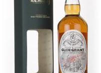 Glen Grant single malt scotch whisky / Glen Grant single malt scotch whisky