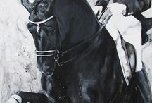 Paintings (Horses)