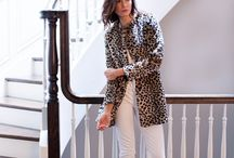 Animalier, Fur, Cow and Leopard......