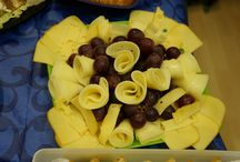 Сырные тарелки / Сырные тарелки приготовленные мной