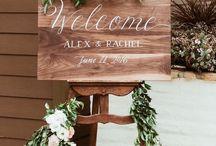 Decoration for my Wedding