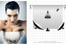 Photography - Lighting - Diagrams
