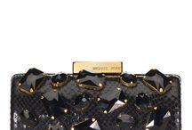 Rhinestone purses / Fancy