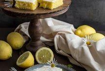 brownnie de limão
