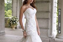 Wedding Dresses and Tuxedos / You know, wedding dresses by themselves look fabulous in pictures, but I decided to create a separate category where some complimentary shots of wedding dresses and tuxedos would play off each other well in photos. This is all about tuxedos and wedding dresses!