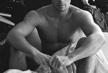 beautiful men / by Holly Bonenberger Westcott